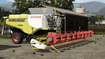 CLAAS LEXION 780 TT fs17