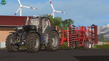 Deutz-Fahr TTV 9 Series V1.1.0.0 MR