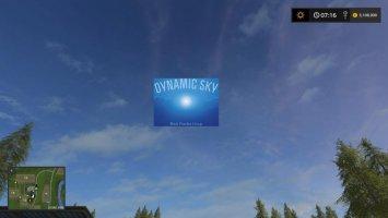 Dynamischer Himmel v1.4.4.0 FS17