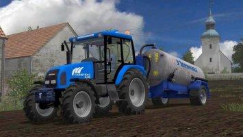 Farmtrac 80 4 WD FS17