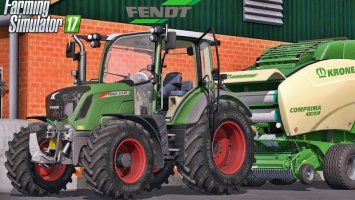 Fendt 300 Vario Series Full Pack