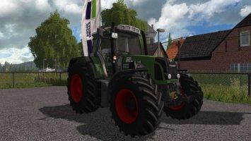 Fendt Vario 820 TMS Dynamic Hoses