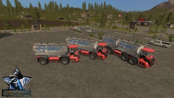 Holmer fuel tanks FS17