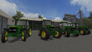 John Deere 6000 Ten Series FS17