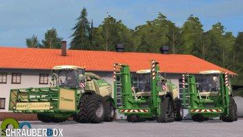 Krone Big X 580 Pack FS17