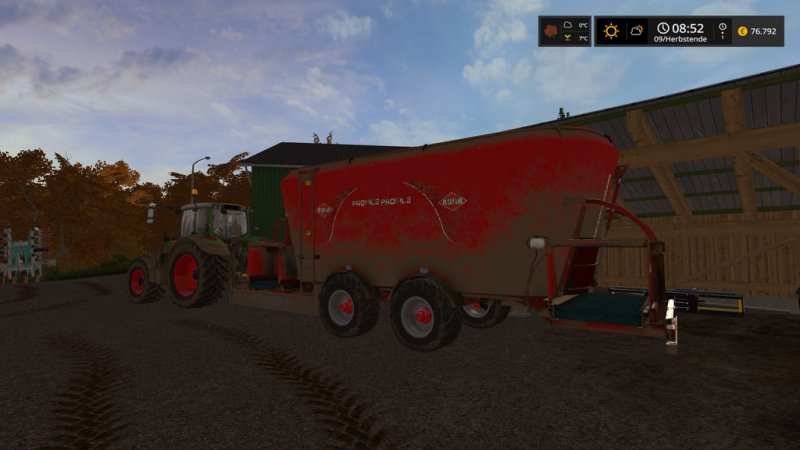 Kuhn Profile Pack FS17