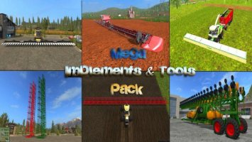 Mega Implements Pack