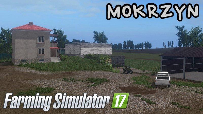 Mokrzyn Map FS17