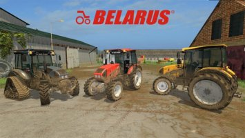 MTZ 1523 Belarus fs17
