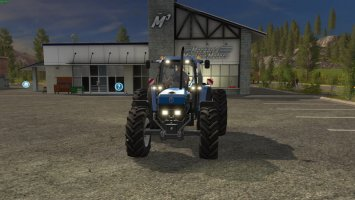 New Holland 8340 Pack