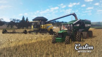 New Holland CR9000 Optionals BR FS17