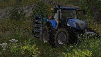 New Holland T7 Bluepower 290-315 fs17