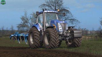 New Holland TG.285 V1.0.1.0 MR FS17