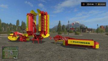Pottinger Novacat Pack + DH fs17