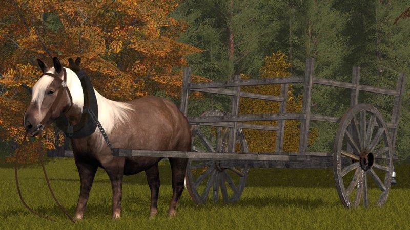Rideable Pony FS17