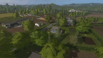 The Old Farm Countryside v1.0.1 fs17