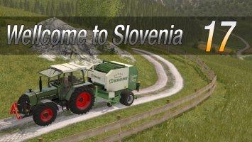Wellcome to Slovenia 17 FS17