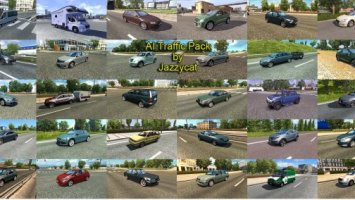 AI Traffic Pack by Jazzycat v7.1 ets2