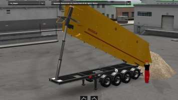 Bodex Tipper 1.30 Edit by Skaw v1.1.2 (improved) ets2
