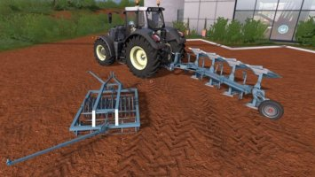 Brenig Packer + Vari Plough