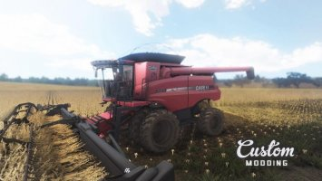 Case IH SERIES 230 AXIAL FLOW BRAZILIAN fs17