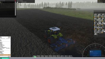 Claas Arion 530 with twin wheels v0.9 cnc