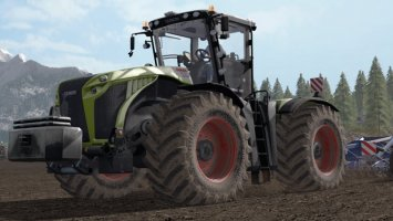 CLAAS Xerion fs17