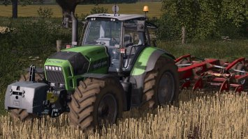 Deutz Fahr Agrotron L/X 700 Series fs17
