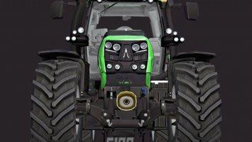 Deutz-Fahr Agrotron TTV 6190 V5 fs17
