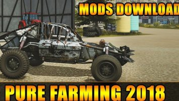 Dying Light Buggy Skins pf2018