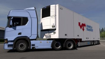 Ekeri trailers by Kast v1.3 1.30.x ets2