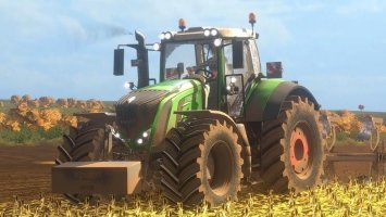 Fendt 900 S4 Profi Plus