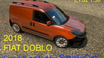 FIAT DOBLO 2018 FIXED & EDITED 1.30.x ets2