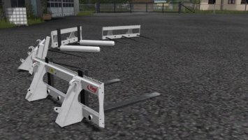 Fliegl Fork Pack fs17