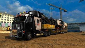 Freightliner Argosy v2.3.2 by oddfellow 1.30.x ets2