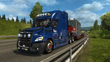 Freightliner Cascadia 2018 v4.4 ets2