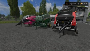 FS17 Balers by Stevie