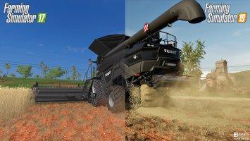 FS17 and FS19 in direct comparison news