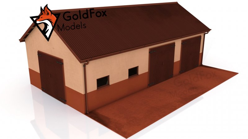 Garaż Fs17 Mod Mod Do Farming Simulator 17 Ls Portal