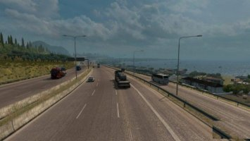 Greece2: Extending 1:1 real-life map to Korinthos ets2