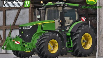 John Deere 7R Series Full Pack fs17