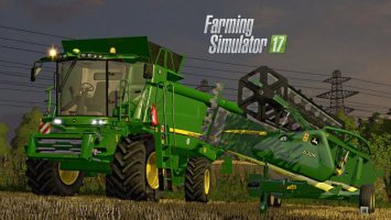 John Deere T660i/T670i V4 Final Full fs17