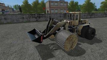 Kirovets K-702 WheelLoader fs17