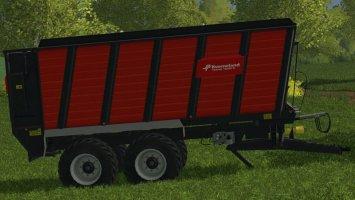 Kverneland silo trailer fs17