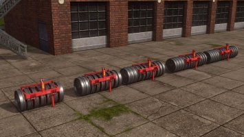 Metaltech Silo-Roller Pack fs17