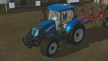New Holland T6 160 pf2018
