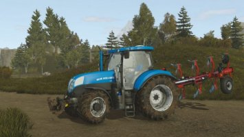 New Holland T7 pf2018