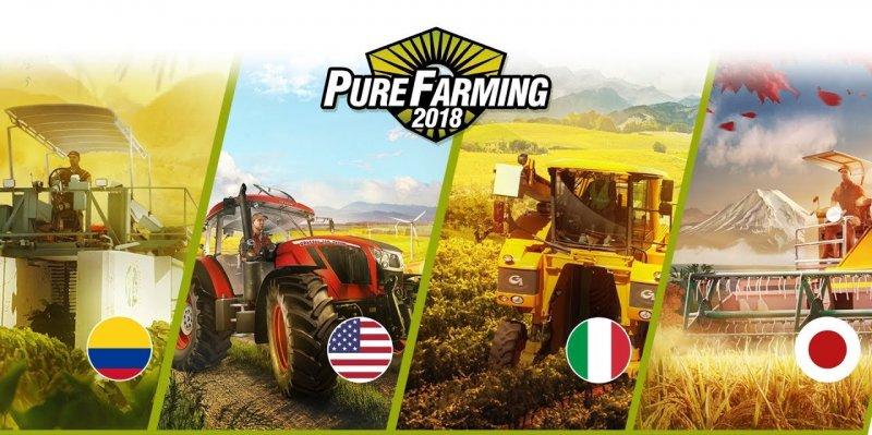 Pure Farming 2018 PF2018