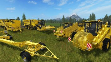 Farming Simulator 17 ROPA DLC Official Trailer news