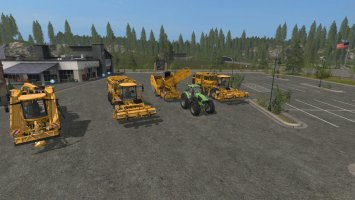 Ropa Pack FS17